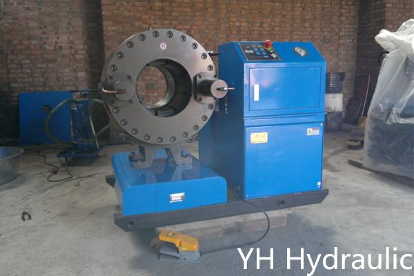 Industrieschlauchcrimper 8 ''