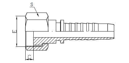 R12 Hochdruckschlauch