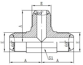 Winner Standard AK Montagezeichnung